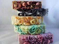 Handmade Cold Process Vegan Soap 10 bar's by mybestfriendsoap