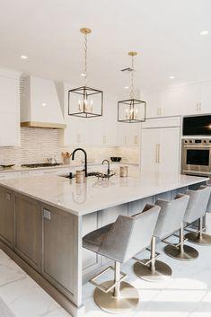 Brilliantly Designed New Build - Grabill Cabinets | Designed by Rachel Eve Design