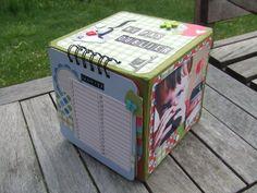 Cube anniversaire TOGA - France fait son scrap