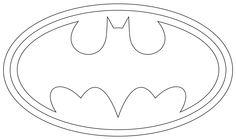 Ausmalbild spiderman den spinnenmann maske karnevalove for Batman logo cake template