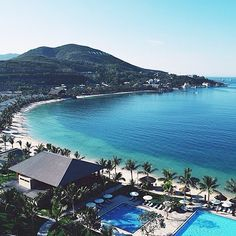 Nha Trang điểm hẹn #nhatrangbeach #beach #sky #vinpearl #vietnam #ourvietnam
