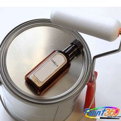 Paint Tips and Tricks: Cannot handle the paint fumes? Try adding a tablespoon of Vanilla Extract to your paint! #OnlinePaintSupplier https://www.paint360.co.za/