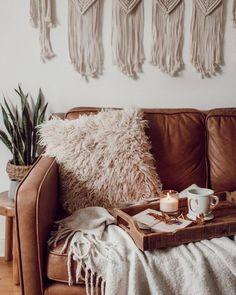 Living room in warm colors #livingroom #warm #brown