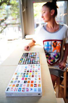 Typografia kontra aranżacja – czyli wyraź styl swój i swojego wnętrza … czcionką