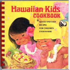 Hawaiian Kids Cookbook:Amazon:Books