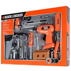 Black and Decker Tool Set -- This is an Amazon Affiliate link. Check out this great product.