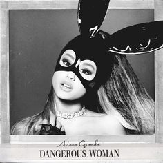 my new single Dangerous Woman is out now & the album now available for pre-order ! ☁️☁️☁️☁️ link in bio ☁️☁️☁️☁️☁️☁️ and this is the album cover Iconic Album Covers, Cool Album Covers, Music Album Covers, Music Albums, Box Covers, Photos Ariana Grande, Ariana Grande Album Cover, Ariana Grande Poster, Ariana Grande Bunny
