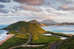 St. Kitts - view from South Frigate Bay by hiralgosalia, via Flickr