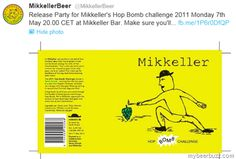 Mikkeller - Hop Bomb Coming May 7th