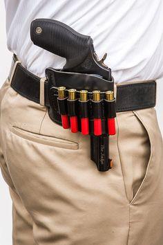 Amazon.com : Pro Carry Belt Ride Ranch Series© Taurus Judge Public Defender - Right Hand - Black : Gun Holsters : Sports & Outdoors
