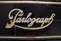Restaurierung Parlograph und Phonograph (Sponsume Projekt)
