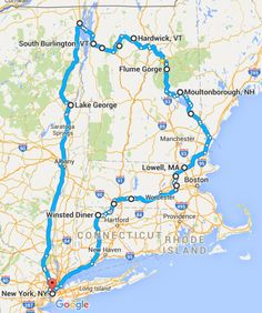 New England Road Trip Report | Uni Watch