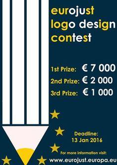 #konkurs #Eurojust #europa #euro #pieniadze #logo http://www.e-konkursy.info/konkurs/konkurs-na-logo-eurojust.html