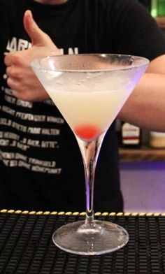 ... Lime Juice - 3/4 oz Grapefruit Juice Glass: Chilled cocktail/Martini