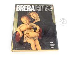 Art Great Museums of the World Brera Milan Book Photographs Newsweek Collector $10.99 FREE SHIPPING #ArtMuseums #book #Newsweek