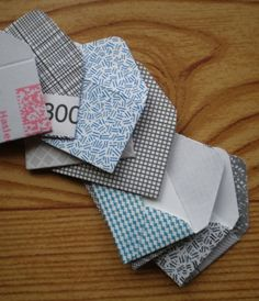 mini envelopes using envelope security patterns