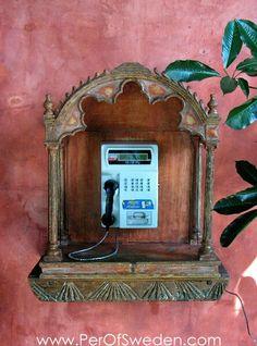 public phone antigua guatemala,