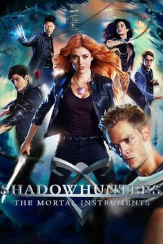 Watch Shadowhunters: The Mortal Instruments Online for Free - MoviesPlanet