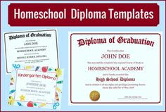 High School Diploma On Resume Do You Have A Child Graduating From Homeschool Soon  Homeschool .