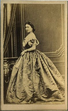 ball gown, moire