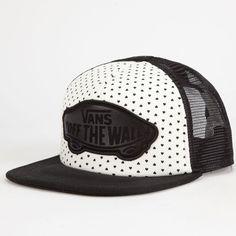 e0931019bb8 Vans Beach Girl Womens Trucker Hat Vans Hats