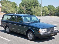 Volvo 240 Classic Ltd. Edition Wagon - 1993 -