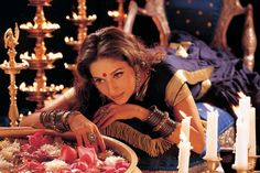 Madhuri Dixit ~ my absolute fave Indian actress. She's absolutely beautiful with one helluva contagious smile!