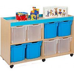 Bubblegum+8+Jumbo+Tray+Storage+Unit  www.officefurnitureonline.co.uk