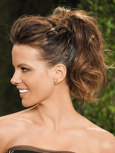8 Ponytails to Try This Summer #Hairstyles