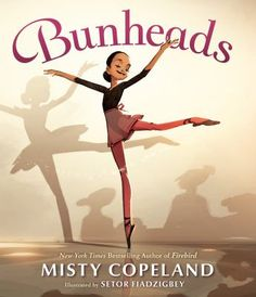 Cover image for Ballet Class, Dance Class, Ballet Dancers, Ballerinas, Ballet Companies, American Ballet Theatre, Misty Copeland, Book Categories, First Dance