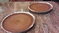 Pumpkin Pie Step 3: yum!