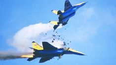 The Craziest Midair Collision With The Most Unlikely Outcome EVER