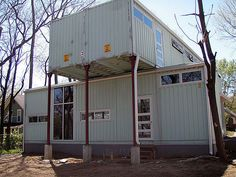 Breathtaking Homes Made from.. $1800 Shipping Containers ... #containerhomeplans