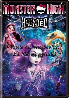 Monster High: Fantasmagóricas - 2015 [HD] Idioma Castellano ESTRENOS DE CINE Monster High: Fantasmagóricas [HDRip] [Castellano] [Animación] Título original Monster High: Haunted Año 2015 Duración 73...