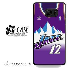 Jazz Basketball Jersey DEAL-5836 Samsung Phonecase Cover For Samsung Galaxy Note 7