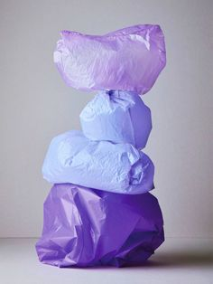 Concept and art direction Ana Domínguez and Omar Sosa. Image © Nacho Alegre for Apartamento Magazine issue 19 Still Life Photography, Art Photography, Balance Art, Art Sculpture, Design Graphique, Jackson Pollock, Purple Aesthetic, Art Club, Art Plastique
