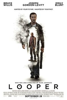 Looper. Such a unique concept and plot. Another one that I saw in theaters, and it was incredible. A great film.