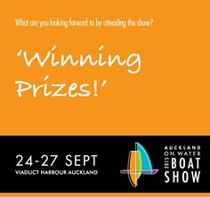 Prizes to be won at the boat show #yacht #fishing #new_zealand #nz_marine #boat_show #boat #yacht #yachting #yachtinglife #powerboat #powerboats #jetski #jetskiing #fishing #fishingtrip #auckland_on_water_boat_show #nz_marine