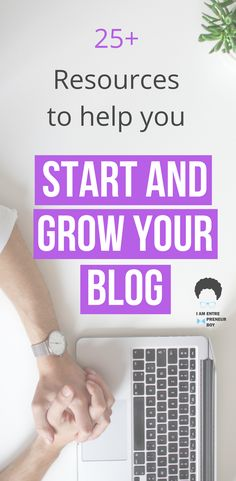 25+ Blogging Tools & Resources to help you start and grow your blog. Everything from seo, blog hosting & other needed resources.