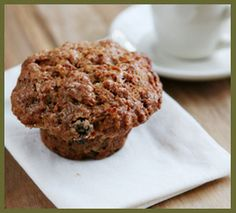 Seeking Sweetness in Everyday Life - CakeSpy - Morning Glory Muffins Recipe from Macrina Bakery