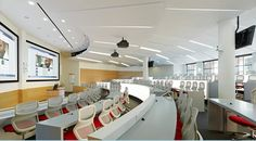Lecture Halls for students at USC School of Medicine Greenville