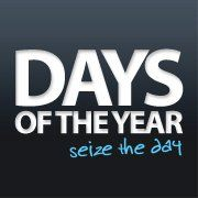 Days of the Year:  funny days, weird days...