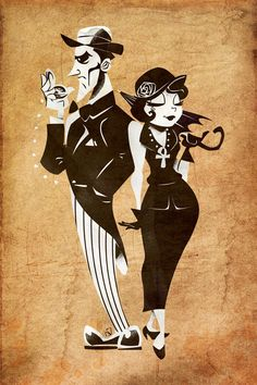 1920's dream and death