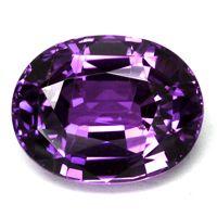 非加熱パープルサファイア2.10CT No heat Purple Sapphire 2.10ct