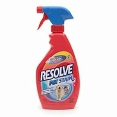 Resolve Pet Stain