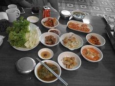 cambodian korean food