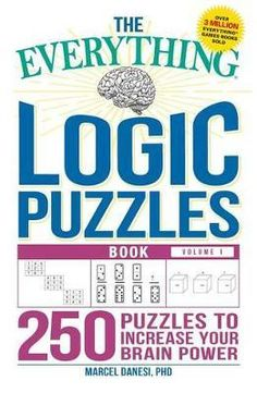 The Everything Logic Puzzles Book Volume 1 by Adams Media Corporation