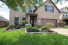 ** NEW LISTING ALERT ** Looking for a gorgeous lakefront home in the desired subdivision of The Lakes at Highland Glen in Pearland Tx? Home has 5 bedrooms, 3.5 baths & 3 car garage. Gourmet kitchen w/ breakfast area, family room, formal dining room with fireplace & study! Listed at: $290,000. Upstairs has gameroom & loft. Master suite has private bath w/ garden tub, separate shower and double sinks. Call The Christy Buck Team (832)-264-8934 today to schedule your appointment.