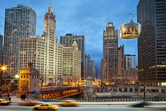 plans revealed to connect chicago with aerial cable car network