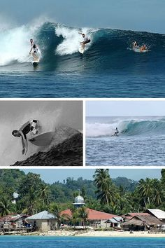 Top 10 of the World's Best Surf Spots